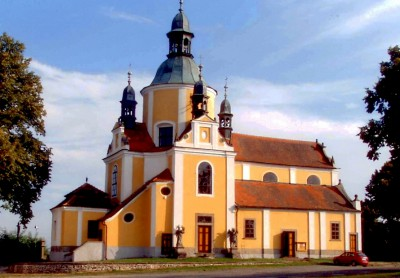PRO DĚTI – prohlídka kostela v Chlumu u Třeboně