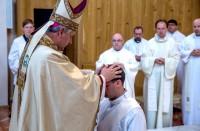 Kněžské svěcení v českobudějovické diecézi