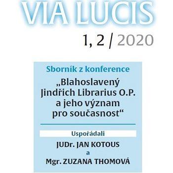 Pozvánka: představení sborníku Via Lucis o bl. J. Librariovi