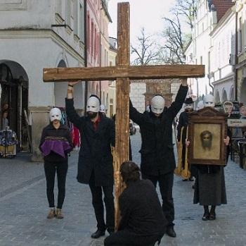 Velikonoční hrkání v Třeboni – PROGRAM ROZŠÍŘEN O BOHOSLUŽBY!